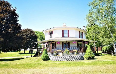 Octagon House in PA