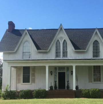 Gothic Revival Home
