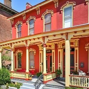 Italianate Home PIttsburgh