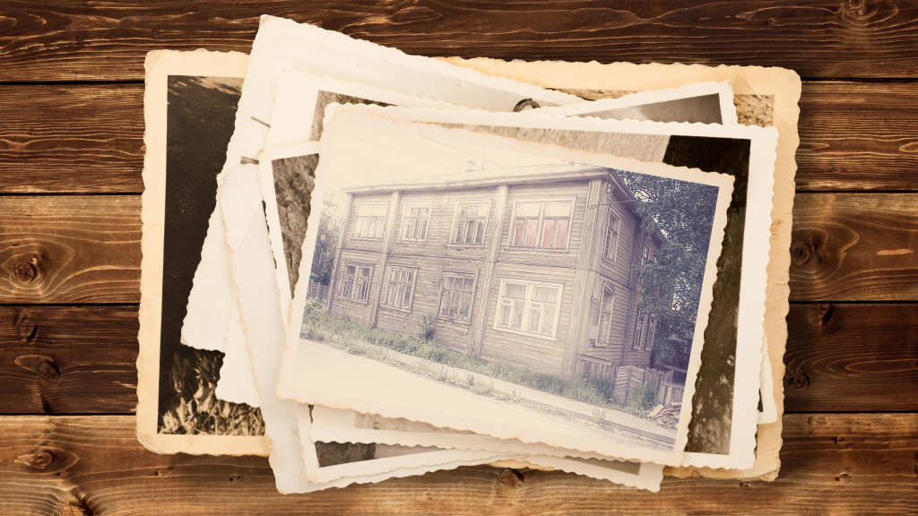 How to Find the history of a house