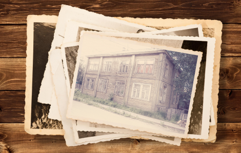How to Find the history of an old house