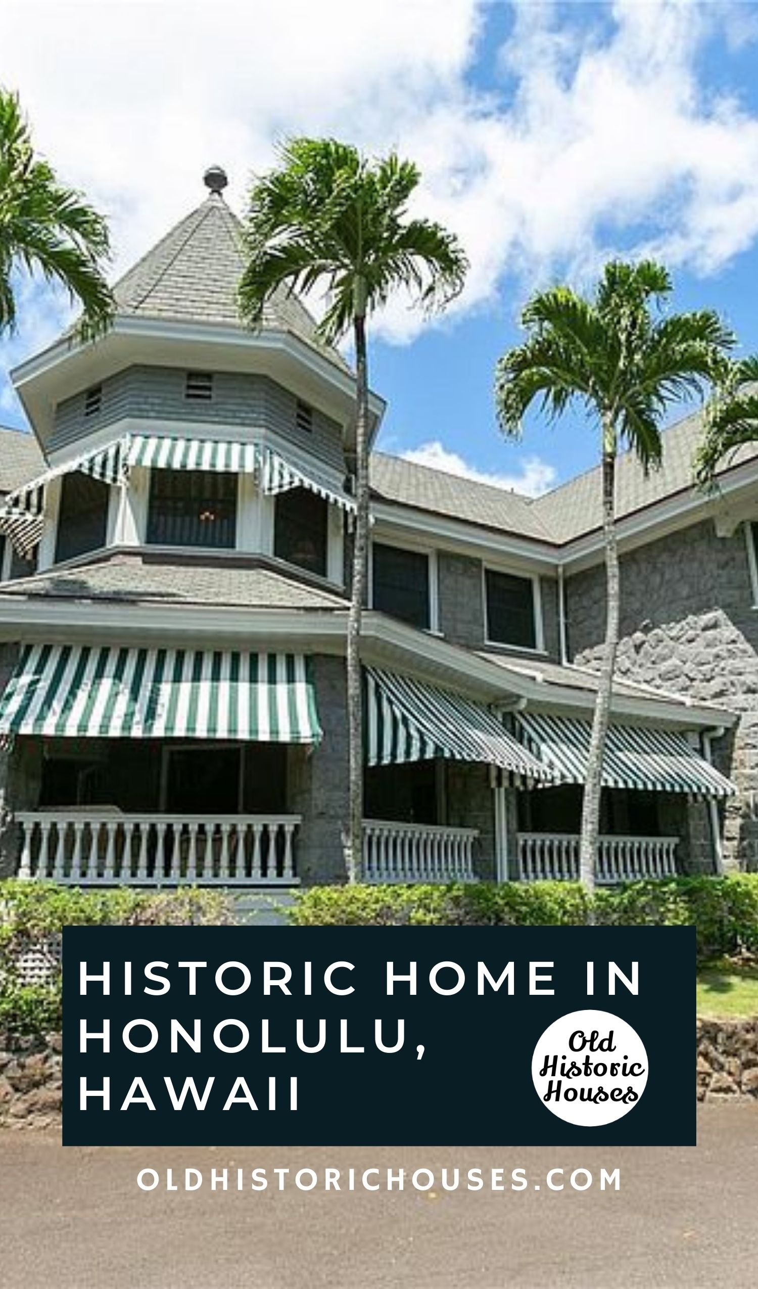 Historic Home in Hawaii