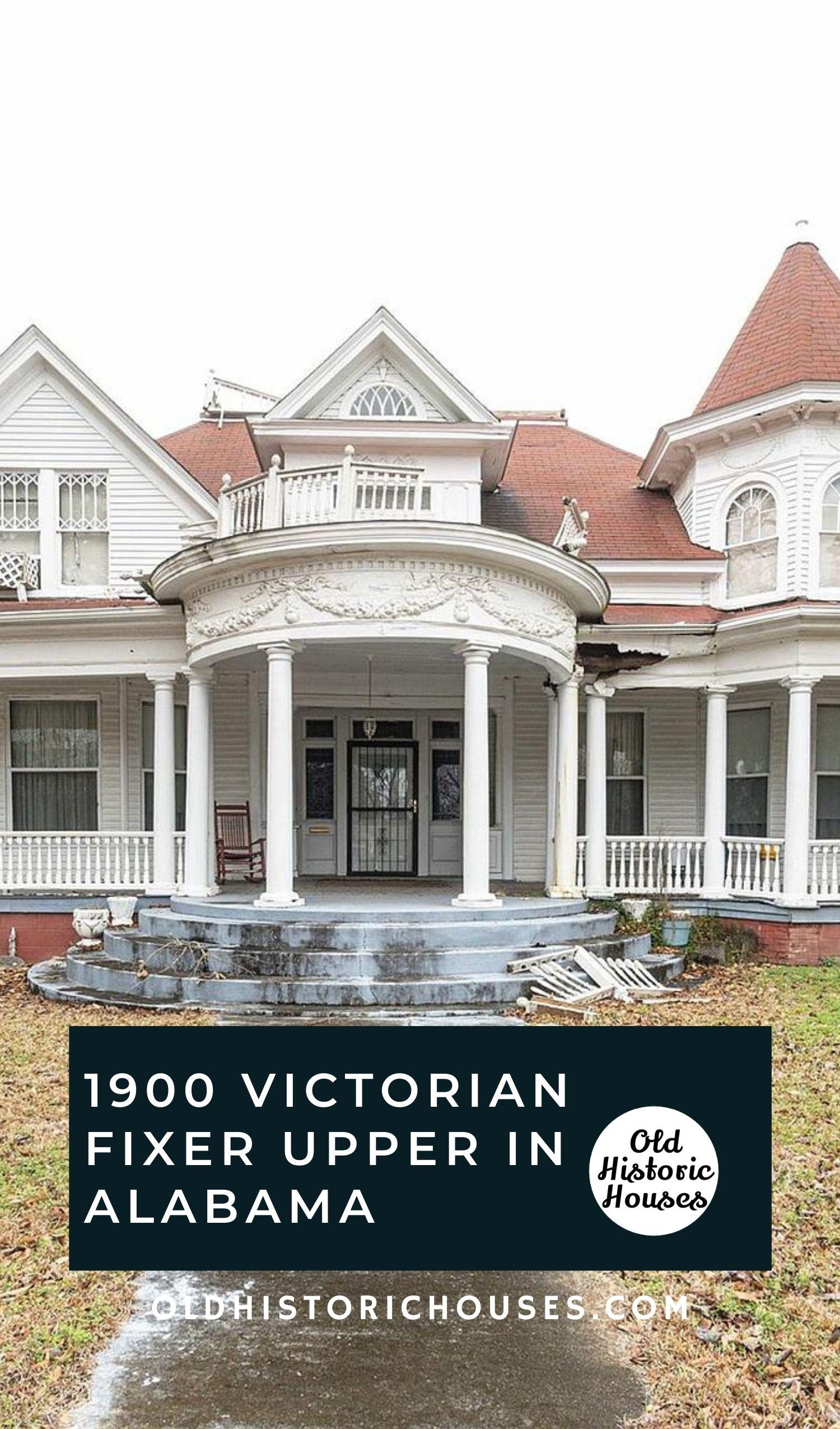 Folk Victorian Fixer Upper